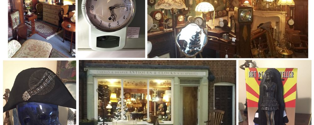 Watton in Norfolk, A Chiming Place from The Art Deco Traveller, Genista Davidson