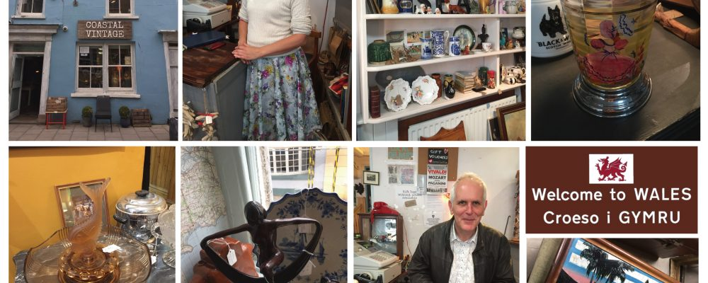 Aberystwyth's Treasure Trove of Coastal Vintage from the Art Deco Traveller, Genista Davidson